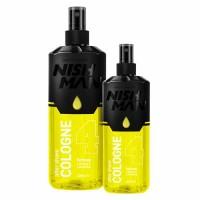 NISHMAN KOLONYA LİMON N.4 - 400 ml. Klasik Limon Kokusu