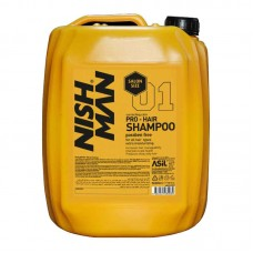 NISHMAN SALON TİPİ ŞAMPUAN 5000 ml